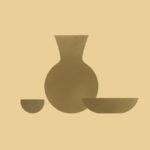 grafika przedstawiająca naczynia ceramiczne