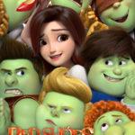 """Plakat filmu animowanego """"Śnieżka"""""""