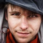 Zdjęcie przedstawia portret podróżnika Krzysztof Story