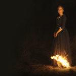 """Kadr z filmu """"Portret kobiety w ogniu"""""""