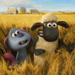 "Kadr z filmu animowanego ""Baranek Shaun film. Farmageddon"""