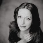 czarno białe zdjęcie Barbary Lubos